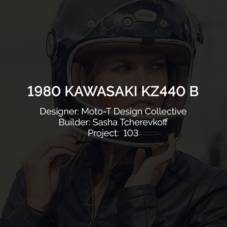 1980 Kawasaki KZ440 B